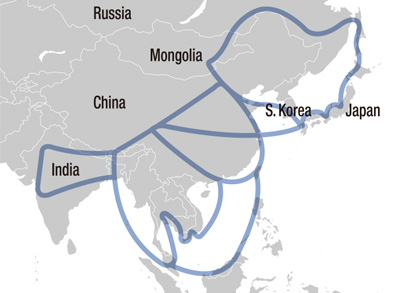 "About ""Asia Super Grid (ASG)"""