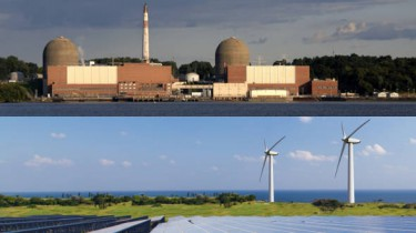 The Rise of Renewable Energy and Fall of Nuclear Power: Competition of Low Carbon Technologies